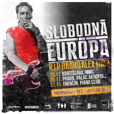 Slobodná Európa / Praha
