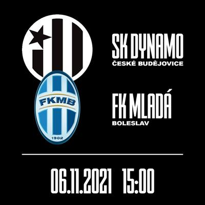 SK Dynamo České Budějovice X FK Mladá Boleslav // FORTUNA:LIGA