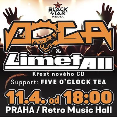DOGA & LIMET_ALL: Praha