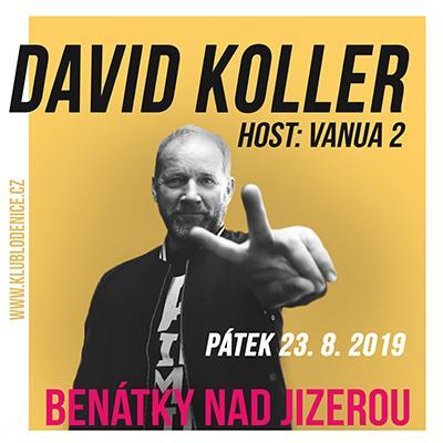 David Koller: Benátky nad Jizerou 2019