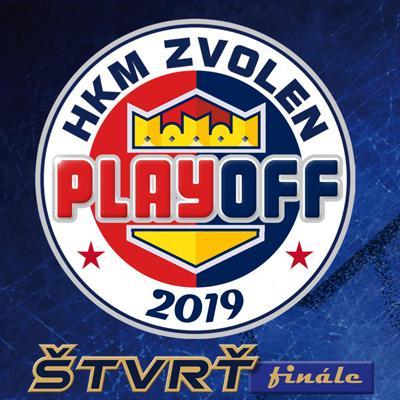 HKM Zvolen - MAC Ujbuda - Štvrťfinále - 5. zápas