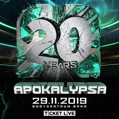 APOKALYPSA 20 YEARS: Brno