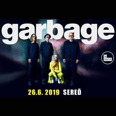 GARBAGE (US) / IN CASTLE 2019 v Seredi