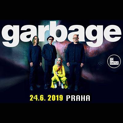 GARBAGE (US) / PRAHA