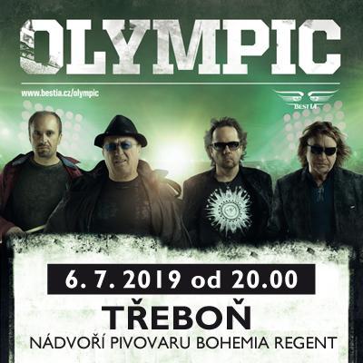 OLYMPIC v Třeboni
