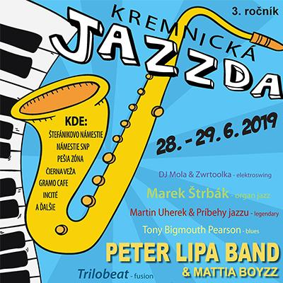Kremnická Jazzda 2019
