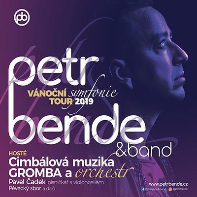PETR BENDE & band a hosté - Vánoční turné 2019 Veselí n. Moravou