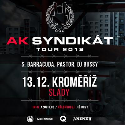 AK Syndikát Tour 2019