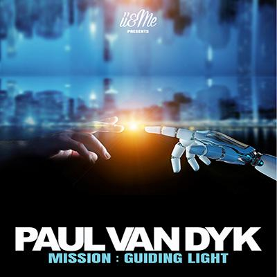 PAUL VAN DYK - Guiding light album tour 2020
