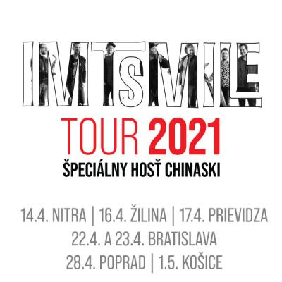 IMT Smile tour 2021