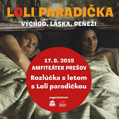LOLI PARADIČKA - Rozlúčka s letom