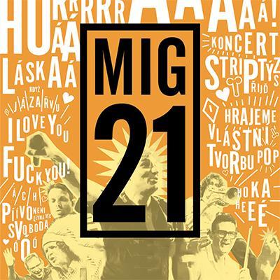 MIG 21 - koncert v rámci podzimního tour: Písek