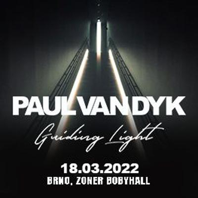PAUL VAN DYK - Guiding light album tour 2022