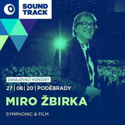 SOUNDTRACK Poděbrady 2020 <br>Miro Žbirka