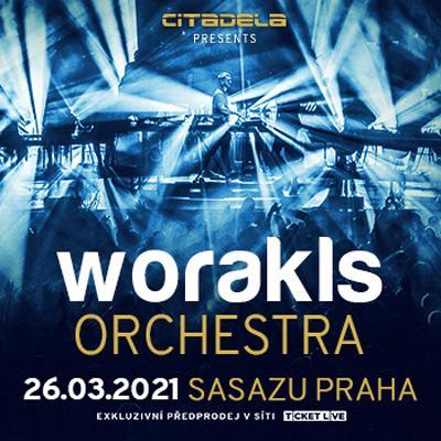 WORAKLS ORCHESTRA PRAGUE 2021