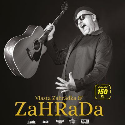 Vlasta Zahrádka a ZaHRaDa / křest alba Podzim