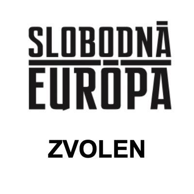 Slobodná Európa vo Zvolene
