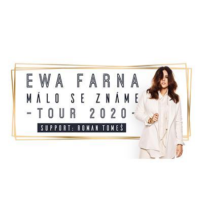 EWA FARNA: MÁLO SE ZNÁME TOUR Olomouc