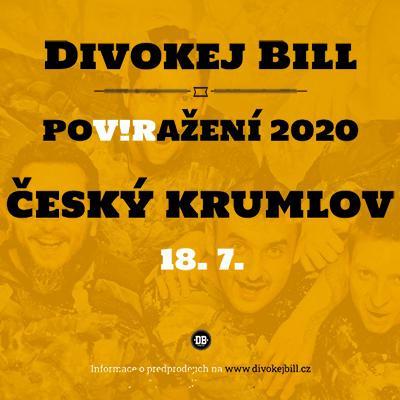Divokej Bill PoV!Ražení Český Krumlov 2020