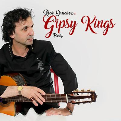 Rico Sanchez - the voice of the gypsies / Brno
