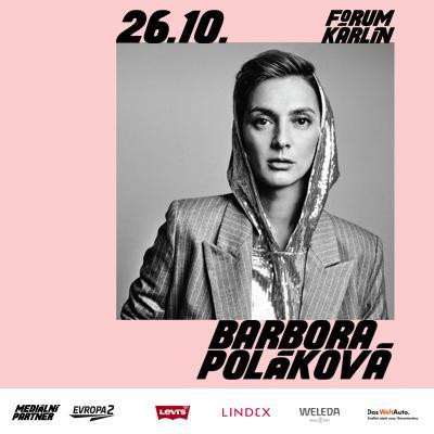 Barbora Poláková Tour 2019 Forum Karlín