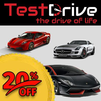 TEST DRIVE // The drive of life