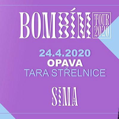 SIMA - Bombím tour 2020 - Opava