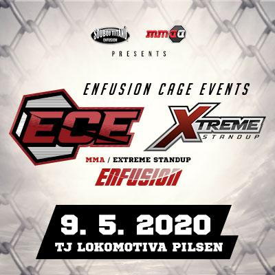 ENFUSION CAGE EVENTS 2020