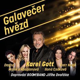 Karel Gott a přátelé 2017