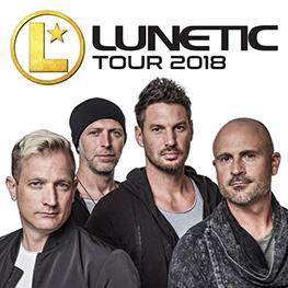LUNETIC 20 LET TOUR <br> ČESKÉ BUDĚJOVICE