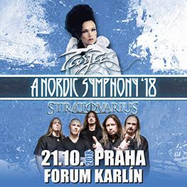 A Nordic Symphony 18 Tarja a Stratovarius