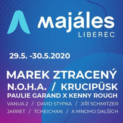 MAJÁLES LIBEREC 2020