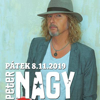 PETER NAGY & INDIGO 60' koncert