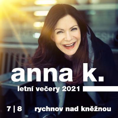 Anna K. / Letní večery / Rychnov nad Kněžnou