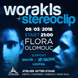WORAKLS + STEREOCLIP <br> Olomouc