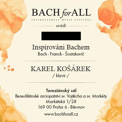 BACH for ALL <br> Karel Košárek
