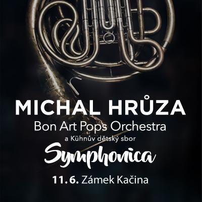 Michal Hrůza Symphonica / zámek Kačina 11. 06. 2021
