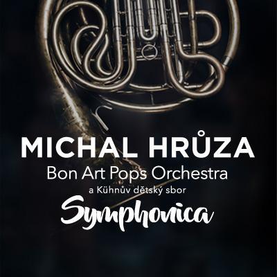 Michal Hrůza turné Symphonica 2021 / Přehled