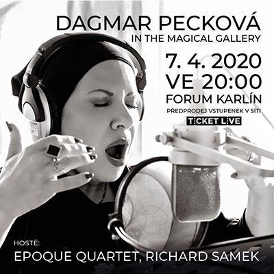 Dagmar Pecková in the Magical Gallery