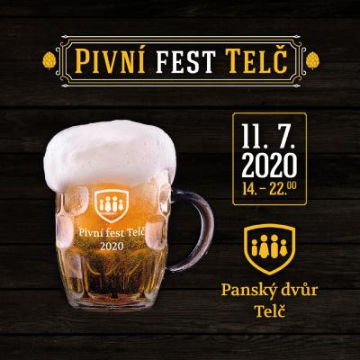Pivní fest Telč 2020