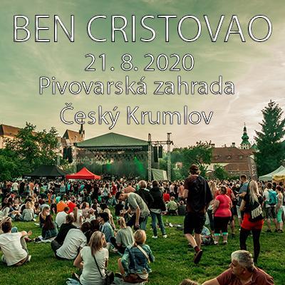 Ben Cristovao Český Krumlov 2020