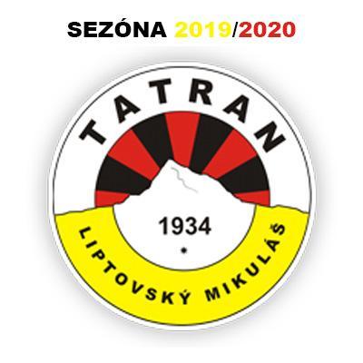MFK Tatran Liptovský Mikuláš // PERMANENTKY // Sezóna 2019/2020