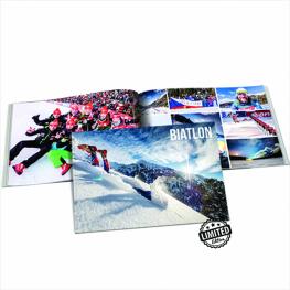 Fotokniha Biatlonová sezóna 2014/2015