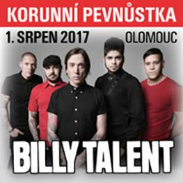 Billy Talent <br>Olomouc
