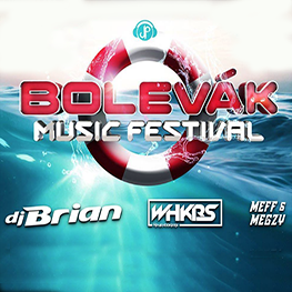 Warm up BOLEVÁK MUSIC FESTIVAL Karlovy Vary