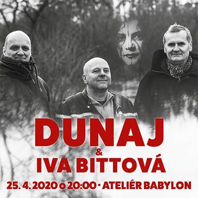 DUNAJ & IVA BITTOVÁ Bratislava
