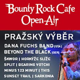 Bounty Rock Cafe Open Air 2017