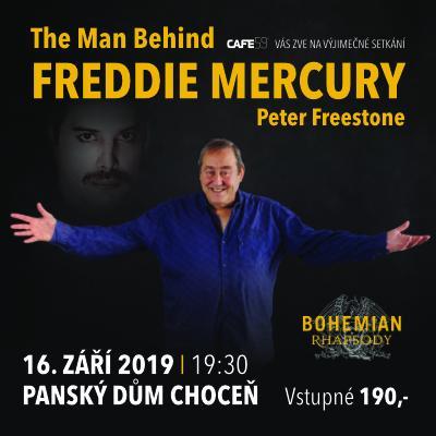 The Man Behind FREDDIE MERCURY - Peter Freestone