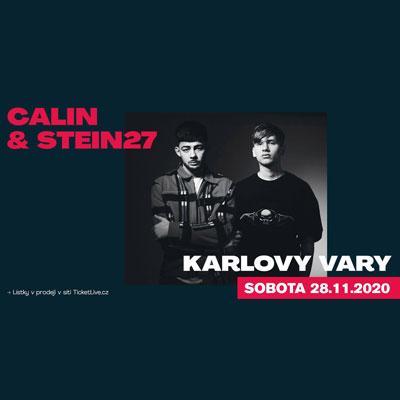 Calin & Stein 27 live!