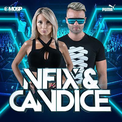 Nfix & Candice / Golf Bar Liberec